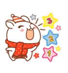 ねずみの幸せな年(日本語)(個別スタンプ:29)