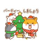 ねずみの幸せな年(日本語)(個別スタンプ:34)