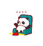 """かわいいパンダ """"PUPU""""。(個別スタンプ:20)"""