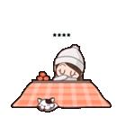 【冬】季節のカスタムスタンプ(個別スタンプ:1)