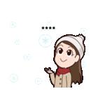 【冬】季節のカスタムスタンプ(個別スタンプ:2)