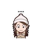 【冬】季節のカスタムスタンプ(個別スタンプ:3)