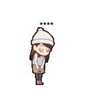 【冬】季節のカスタムスタンプ(個別スタンプ:13)