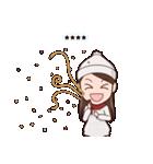 【冬】季節のカスタムスタンプ(個別スタンプ:23)