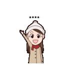 【冬】季節のカスタムスタンプ(個別スタンプ:27)