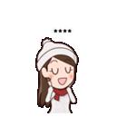 【冬】季節のカスタムスタンプ(個別スタンプ:28)