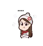 【冬】季節のカスタムスタンプ(個別スタンプ:32)