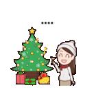 【冬】季節のカスタムスタンプ(個別スタンプ:33)