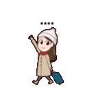 【冬】季節のカスタムスタンプ(個別スタンプ:36)