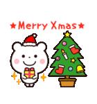ゆるっとカワイイ☆ちびくまさん【冬】(個別スタンプ:40)