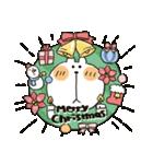 くまぴ★クリスマス2019(個別スタンプ:06)