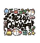 くまぴ★クリスマス2019(個別スタンプ:07)