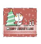 くまぴ★クリスマス2019(個別スタンプ:08)