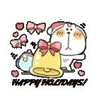 くまぴ★クリスマス2019(個別スタンプ:09)