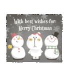 くまぴ★クリスマス2019(個別スタンプ:11)
