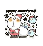 くまぴ★クリスマス2019(個別スタンプ:12)