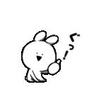 すこぶる動くクレイジーウサギ6(個別スタンプ:2)