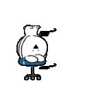 すこぶる動くクレイジーウサギ6(個別スタンプ:16)
