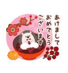 大人の可愛げマナー年賀状&お正月3(個別スタンプ:05)