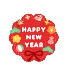 大人の可愛げマナー年賀状&お正月3(個別スタンプ:06)