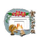 大人女子のやさしい冬☆〜(個別スタンプ:19)
