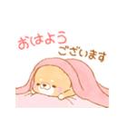 動く!冬❤️いやしばいぬ❤️5(個別スタンプ:02)