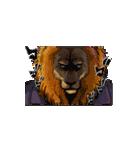 TVアニメ『アフリカのサラリーマン』(個別スタンプ:01)