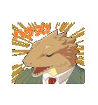 TVアニメ『アフリカのサラリーマン』(個別スタンプ:06)