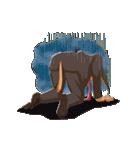 TVアニメ『アフリカのサラリーマン』(個別スタンプ:19)