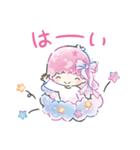 キキ&ララ 水彩タッチ♪(個別スタンプ:3)