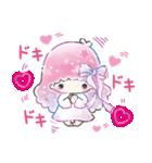 キキ&ララ 水彩タッチ♪(個別スタンプ:5)