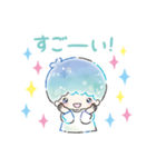 キキ&ララ 水彩タッチ♪(個別スタンプ:10)