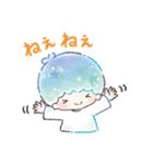 キキ&ララ 水彩タッチ♪(個別スタンプ:22)