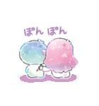 キキ&ララ 水彩タッチ♪(個別スタンプ:28)