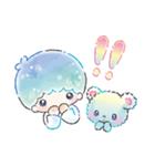 キキ&ララ 水彩タッチ♪(個別スタンプ:29)