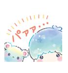 キキ&ララ 水彩タッチ♪(個別スタンプ:32)