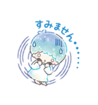 キキ&ララ 水彩タッチ♪(個別スタンプ:38)