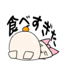 りぼんちゃんとおはなくん 冬・年末年始(個別スタンプ:37)