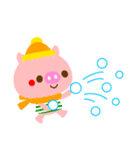 POPアニマルズ2【お正月&冬】▶再販(個別スタンプ:37)