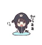 うごく!くるみちゃん。7(犬パーカー)(個別スタンプ:02)