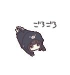 うごく!くるみちゃん。7(犬パーカー)(個別スタンプ:05)