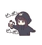 うごく!くるみちゃん。7(犬パーカー)(個別スタンプ:07)