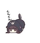 うごく!くるみちゃん。7(犬パーカー)(個別スタンプ:17)