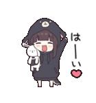 くるみちゃん。10(犬パーカー)(個別スタンプ:03)