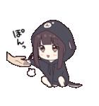 くるみちゃん。10(犬パーカー)(個別スタンプ:06)