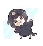 くるみちゃん。10(犬パーカー)(個別スタンプ:19)