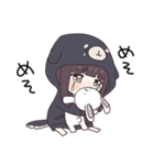 くるみちゃん。10(犬パーカー)(個別スタンプ:28)