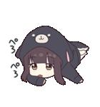 くるみちゃん。10(犬パーカー)(個別スタンプ:33)
