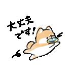 気づかう犬(個別スタンプ:03)