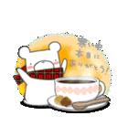しろくまたん☆シンプルすたんぷ 冬2(個別スタンプ:03)